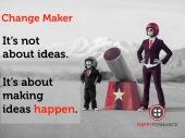 Change Marker