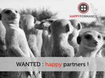 Happy PartnersWanted